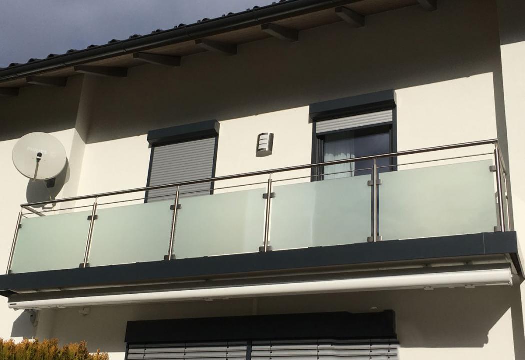 Aluminium Balkone in der Modellgruppe Design in der Modellgruppe Design mit der Nr 1544