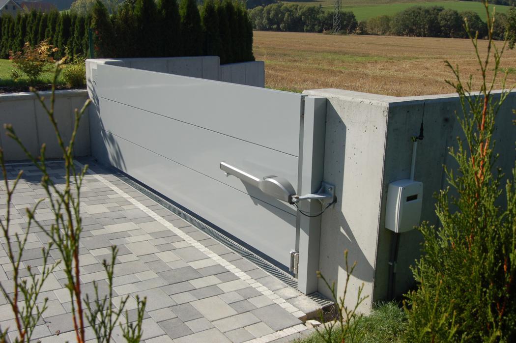 Aluminium Drehtore in der Modellgruppe Design in der Modellgruppe Design mit der Nr 1180