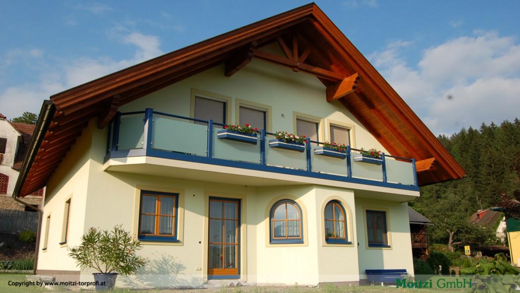 Aluminium Balkone in der Modellgruppe Design in der Modellgruppe Design mit der Nr 292