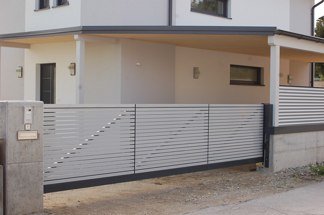 Aluminium Schiebetore in der Modellgruppe Design in der Modellgruppe Design mit der Nr 639