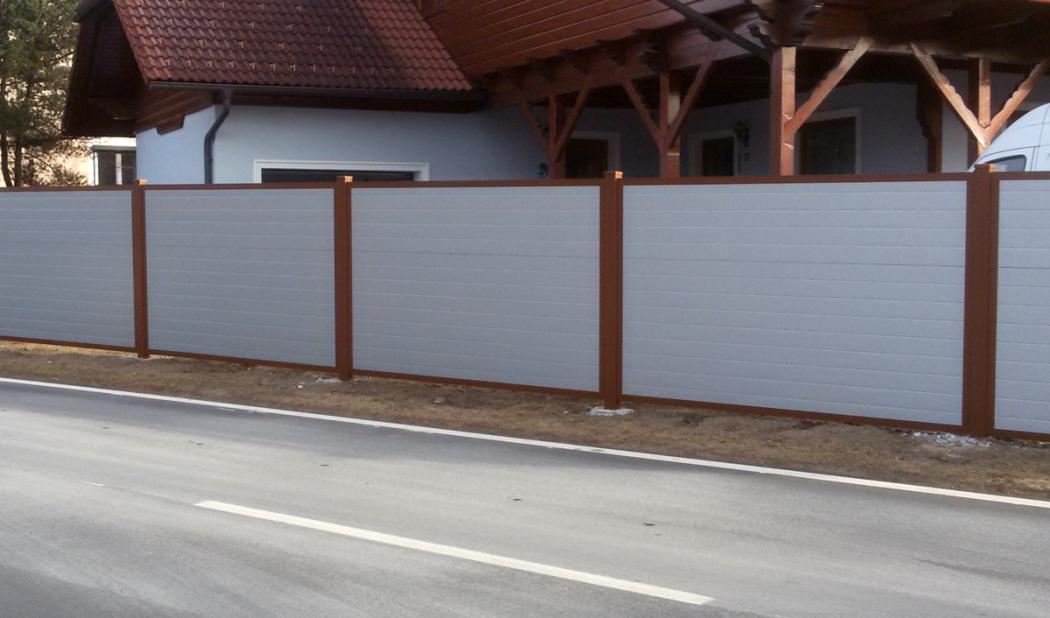 Aluminium Zäune in der Modellgruppe Design in der Modellgruppe Design mit der Nr 1392