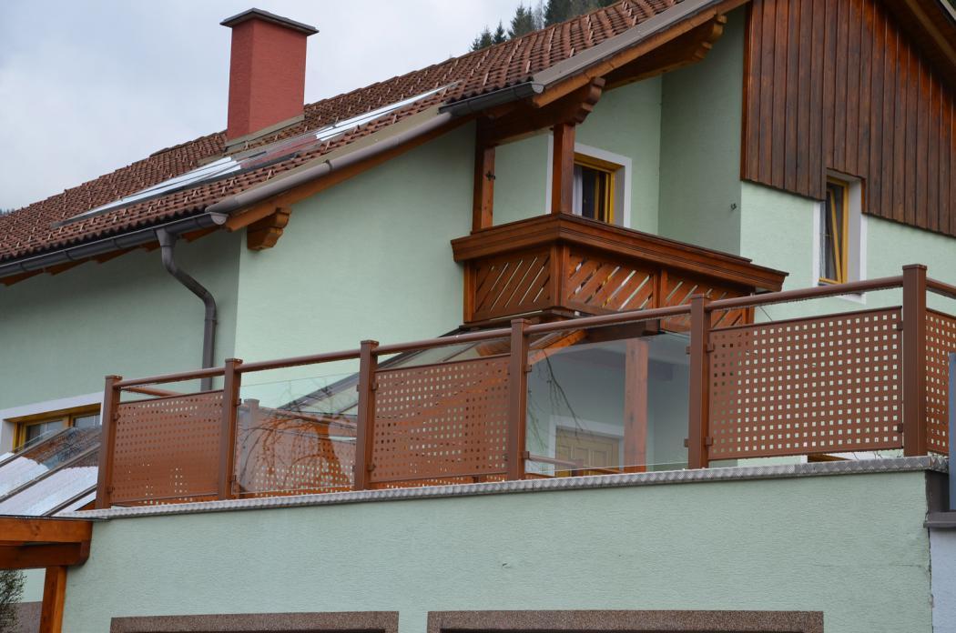 Aluminium Balkone in der Modellgruppe Design in der Modellgruppe Design mit der Nr 1190