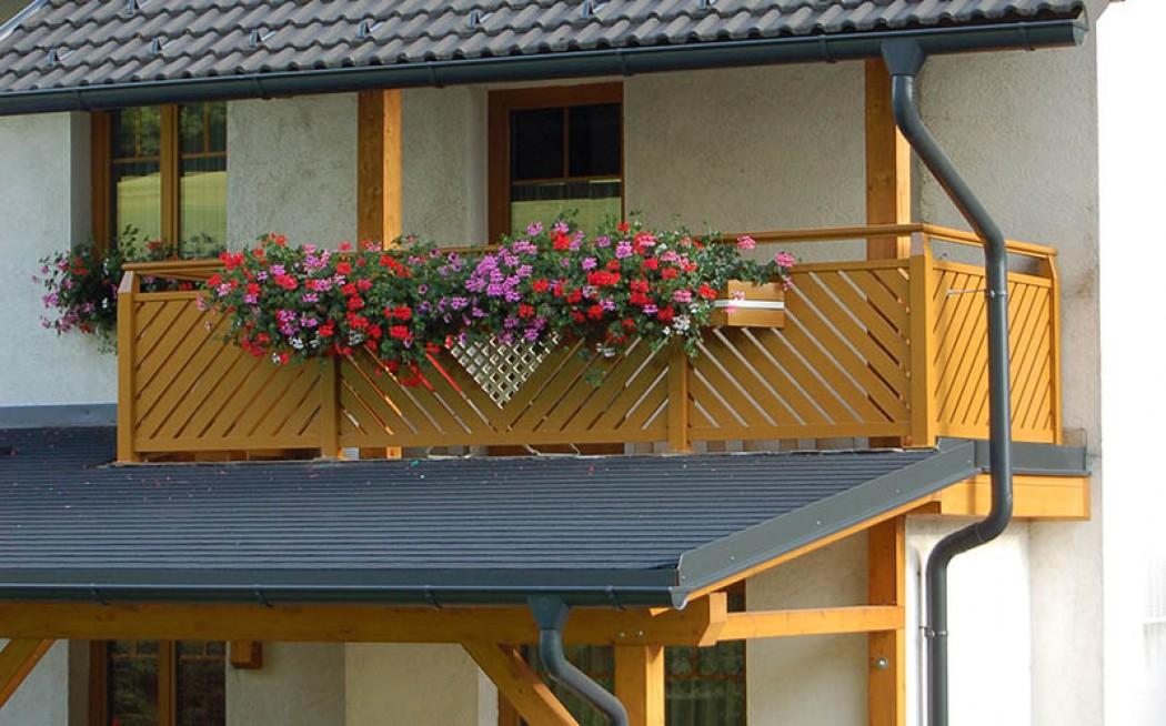 Aluminium Balkone in der Modellgruppe Elegant in der Modellgruppe Elegant mit der Nr 483