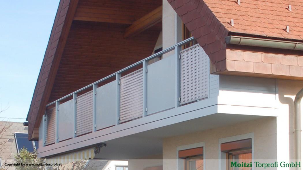 Aluminium Balkone in der Modellgruppe Design in der Modellgruppe Design mit der Nr 115