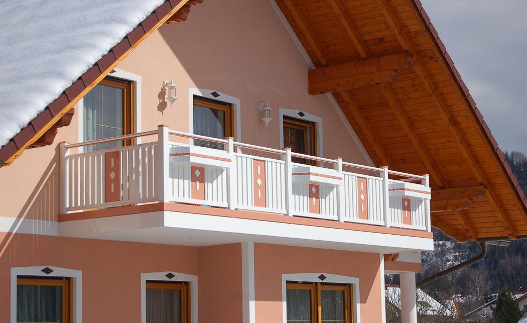 Aluminium Balkone in der Modellgruppe Kompakt in der Modellgruppe Kompakt mit der Nr 937