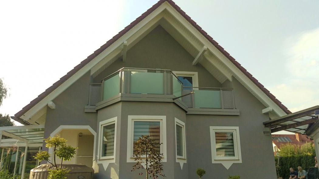 Aluminium Balkone in der Modellgruppe Design in der Modellgruppe Design mit der Nr 1493
