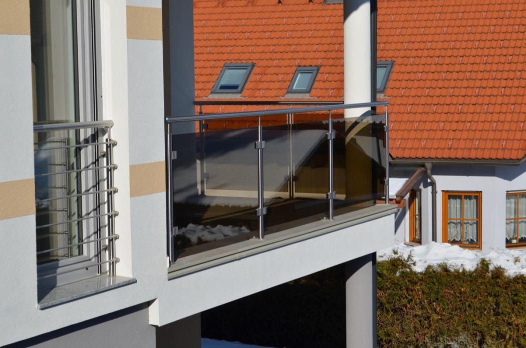 Aluminium Balkone in der Modellgruppe Design in der Modellgruppe Design mit der Nr 1414