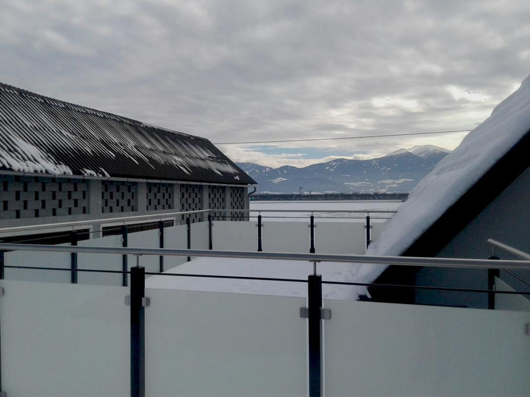Aluminium Balkone in der Modellgruppe Design in der Modellgruppe Design mit der Nr 1573