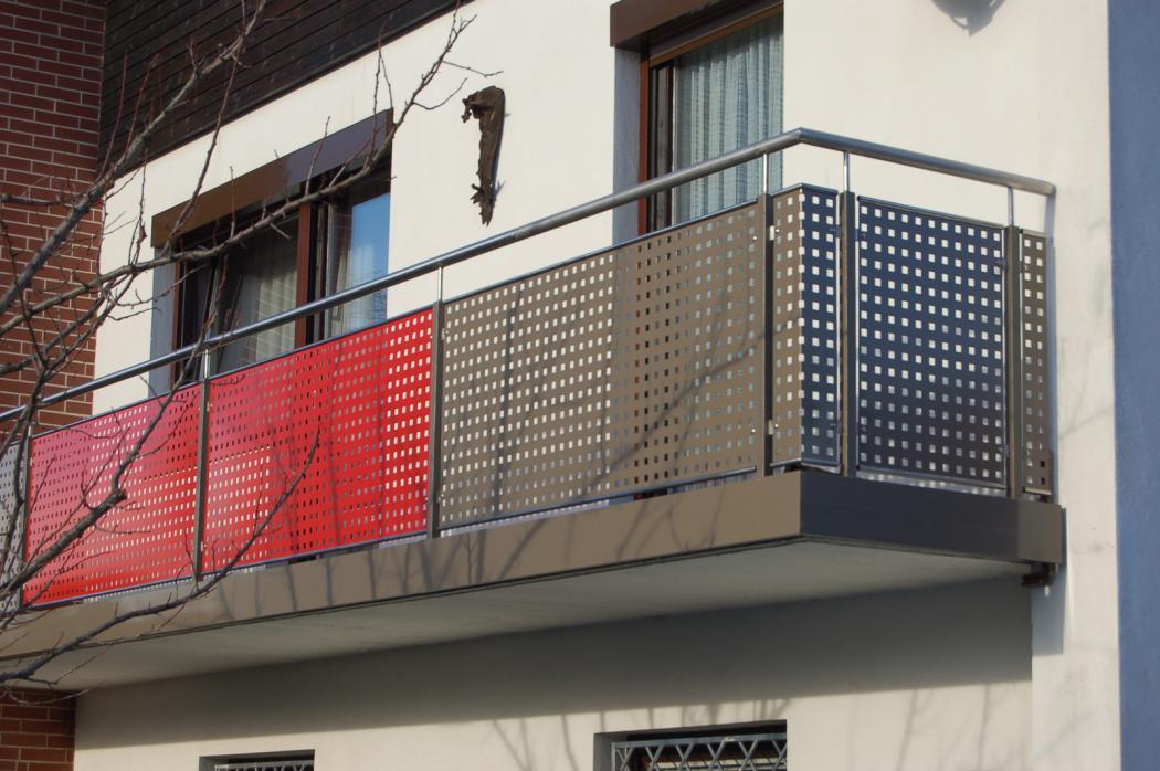 Aluminium Balkone in der Modellgruppe Design in der Modellgruppe Design mit der Nr 1252