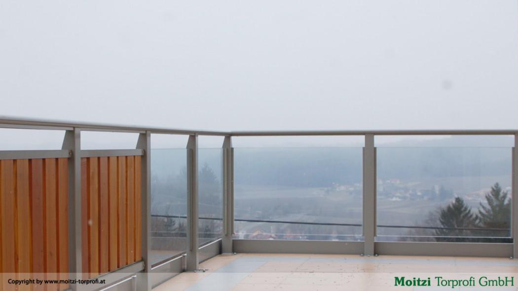 Aluminium Balkone in der Modellgruppe Design in der Modellgruppe Design mit der Nr 119