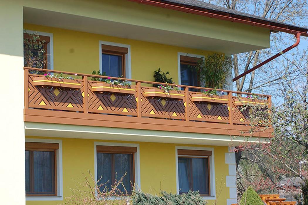 Aluminium Balkone in der Modellgruppe Elegant in der Modellgruppe Elegant mit der Nr 485
