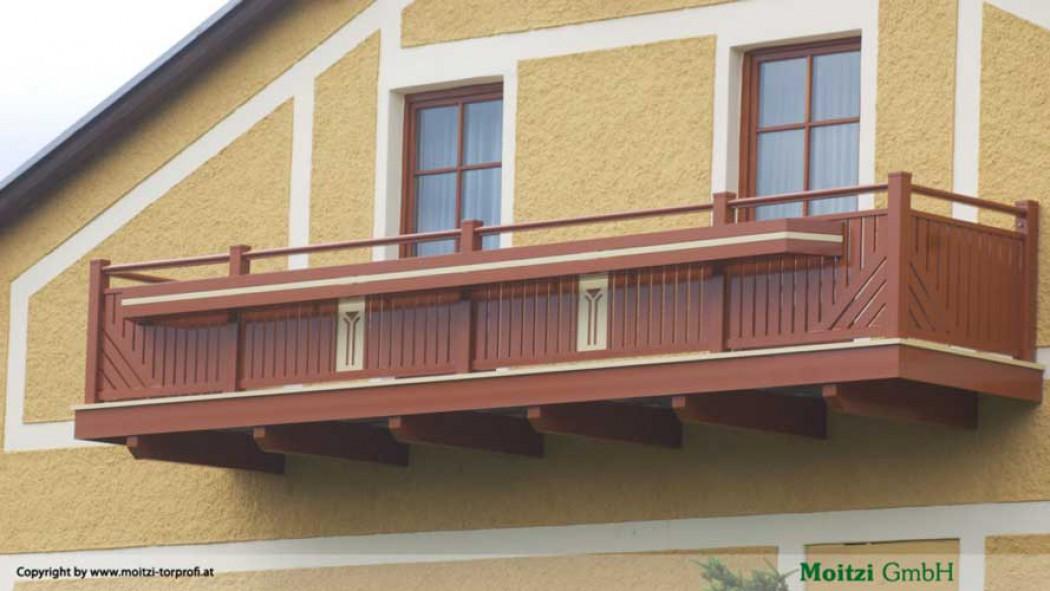 Aluminium Balkone in der Modellgruppe Kompakt in der Modellgruppe Kompakt mit der Nr 437