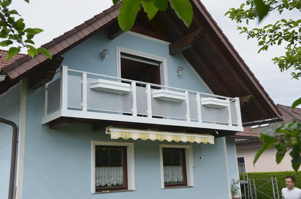 Aluminium Balkone in der Modellgruppe Design in der Modellgruppe Design mit der Nr 849