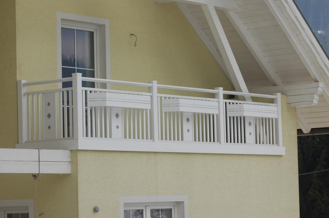 Aluminium Balkone in der Modellgruppe Kompakt in der Modellgruppe Kompakt mit der Nr 1196