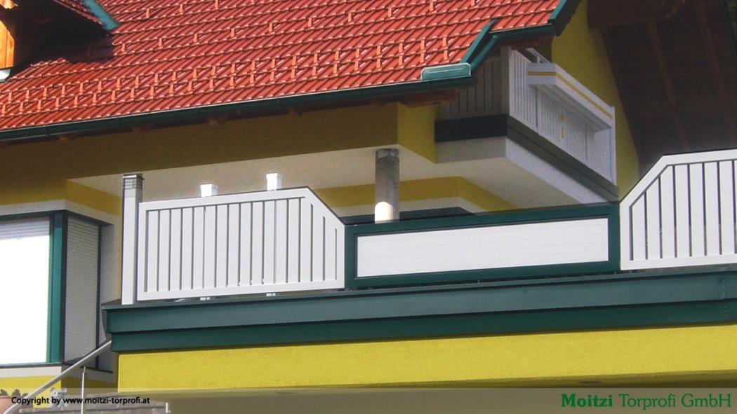 Aluminium Balkone in der Modellgruppe Design in der Modellgruppe Design mit der Nr 128