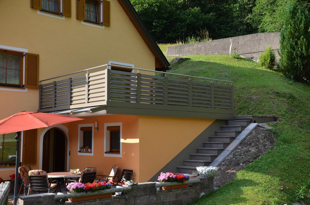 Aluminium Balkone in der Modellgruppe Design in der Modellgruppe Design mit der Nr 894
