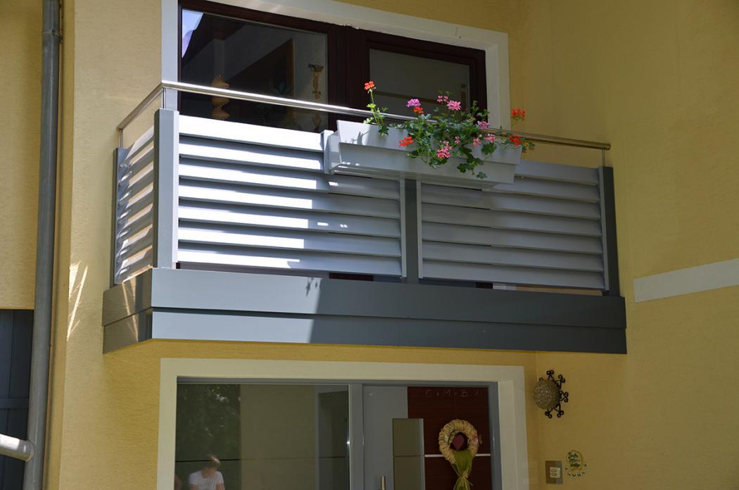 Aluminium Balkone in der Modellgruppe Design in der Modellgruppe Design mit der Nr 861