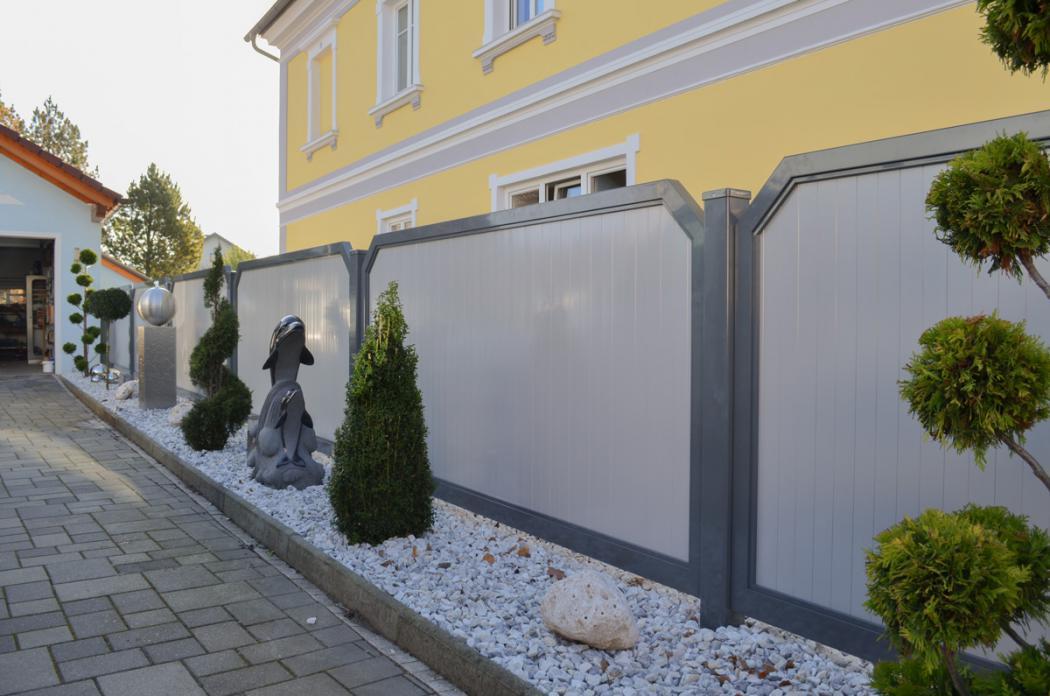Aluminium Zäune in der Modellgruppe Design in der Modellgruppe Design mit der Nr 1495