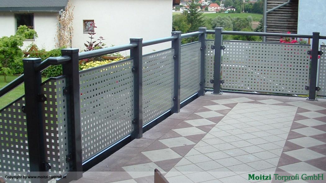 Aluminium Balkone in der Modellgruppe Design in der Modellgruppe Design mit der Nr 124