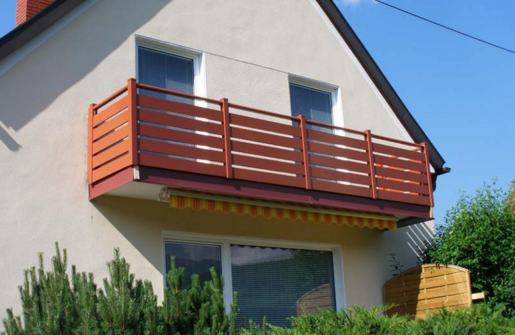 Aluminium Balkone in der Modellgruppe Design in der Modellgruppe Design mit der Nr 524